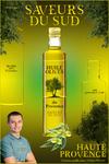création publicité huile dolive